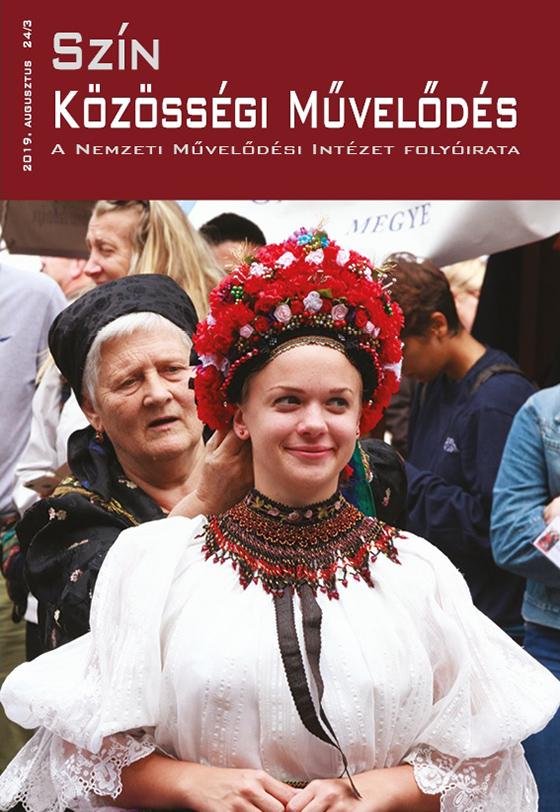 Szín – Közösségi Művelődés folyóirat